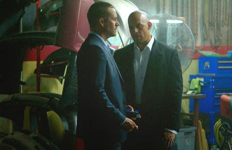 Vin Diesel Unggah Foto Mendiang Paul Walker di  Fast and Furious 7