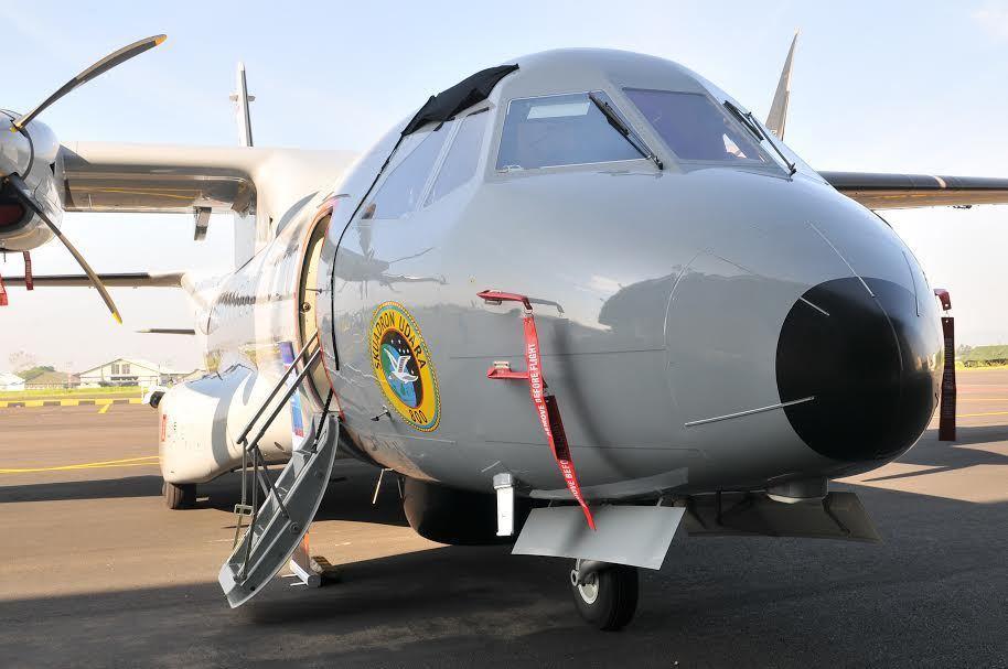 Mengintip Rahasia Pesawat CN235 Buatan Bandung yang Laku di Thailand