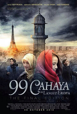 Ini Dia Trailer '99 Cahaya di Langit Eropa: The Final Edition'