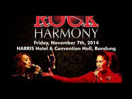 Nicky Astria dan Reza Artamevia Siap Konser Bareng 7 November