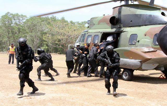 Pengamanan BDF Mulai Ditingkatkan