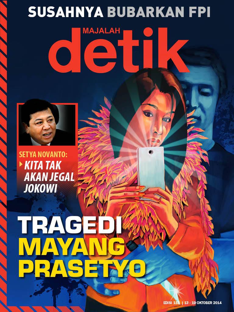 Tragedi Mayang Prasetyo