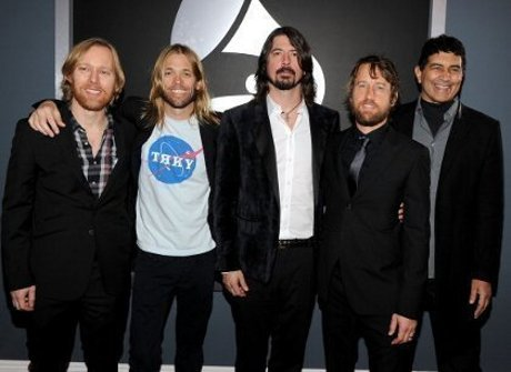 Foo Fighters Rilis 'Something From Nothing' 16 Oktober