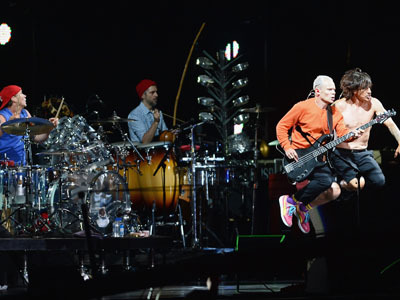 Red Hot Chili Peppers Segera Rilis Album Baru yang 'Super Danceable'
