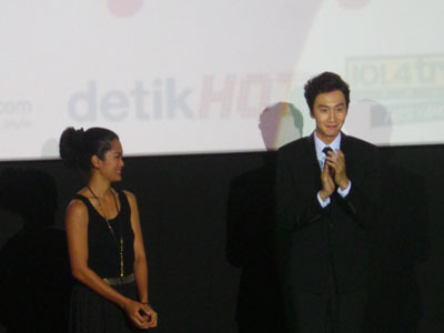 Lee Kwang Soo Bikin Histeris di Korea-Indonesia Film Festival 2014