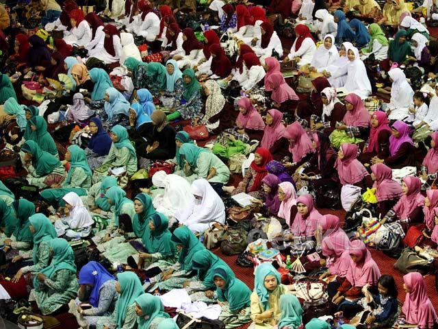 Doa Bersama Peringati Tahun Baru Islam di Istiqlal
