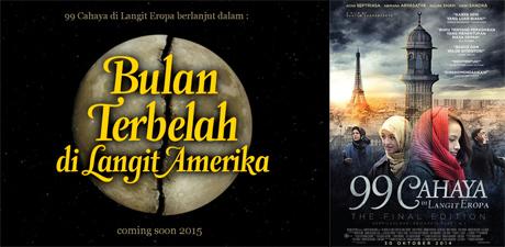 'Bulan Terbelah di Langit Amerika' Siap Diproduksi Maret 2015