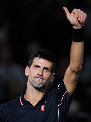 Djokovic Awali Langkah dengan Kemenangan