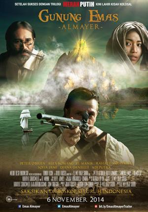 Film 'Gunung Emas Almayer' Akan Didistribusikan ke Pasar Internasional