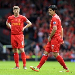 Gerrard Heran Suarez Tak Jadi Kandidat Peraih <i>Ballon d'Or</i>