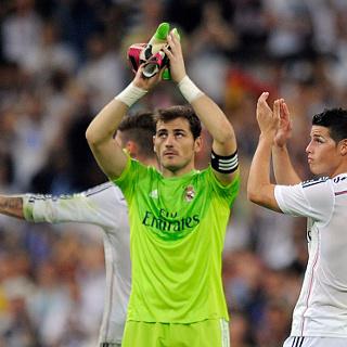 Madrid Ingin Puncaki Klasemen La Liga Saat Libur Natal