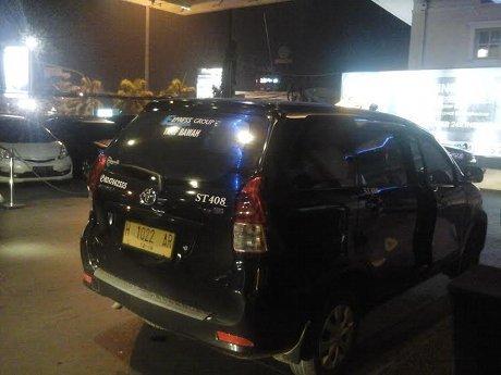Jadi Taksi di Daerah, Image Avanza Luntur Tidak, Toyota?