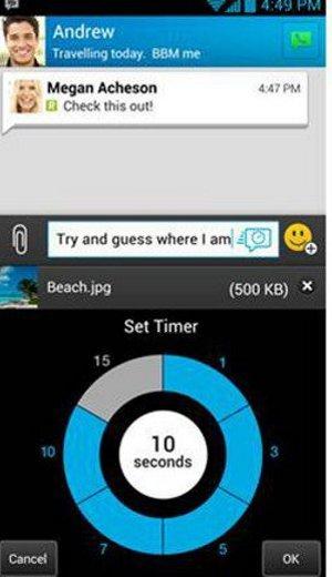 5 Fitur Anyar BlackBerry Messenger Java Pulsa Online Murah Jember Surabaya Jawa Timur