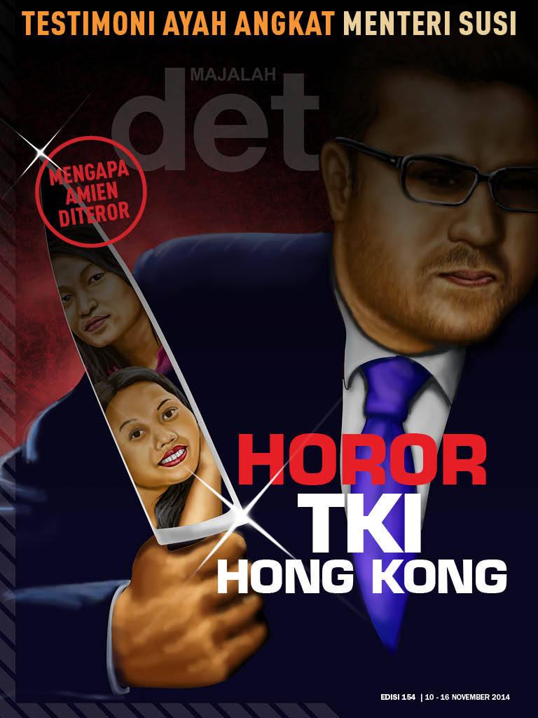 Horor TKI Hong Kong