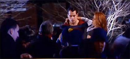 Behind The Scene 'Batman v Superman: Dawn of Justice' Picu Rasa Penasaran