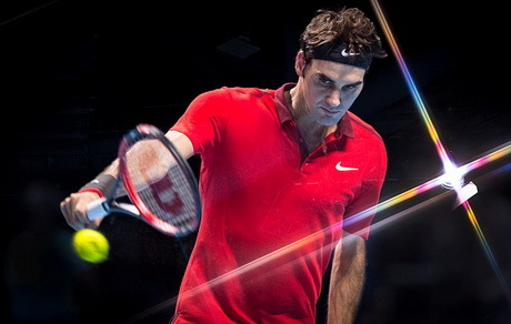 Federer Habisi Murray