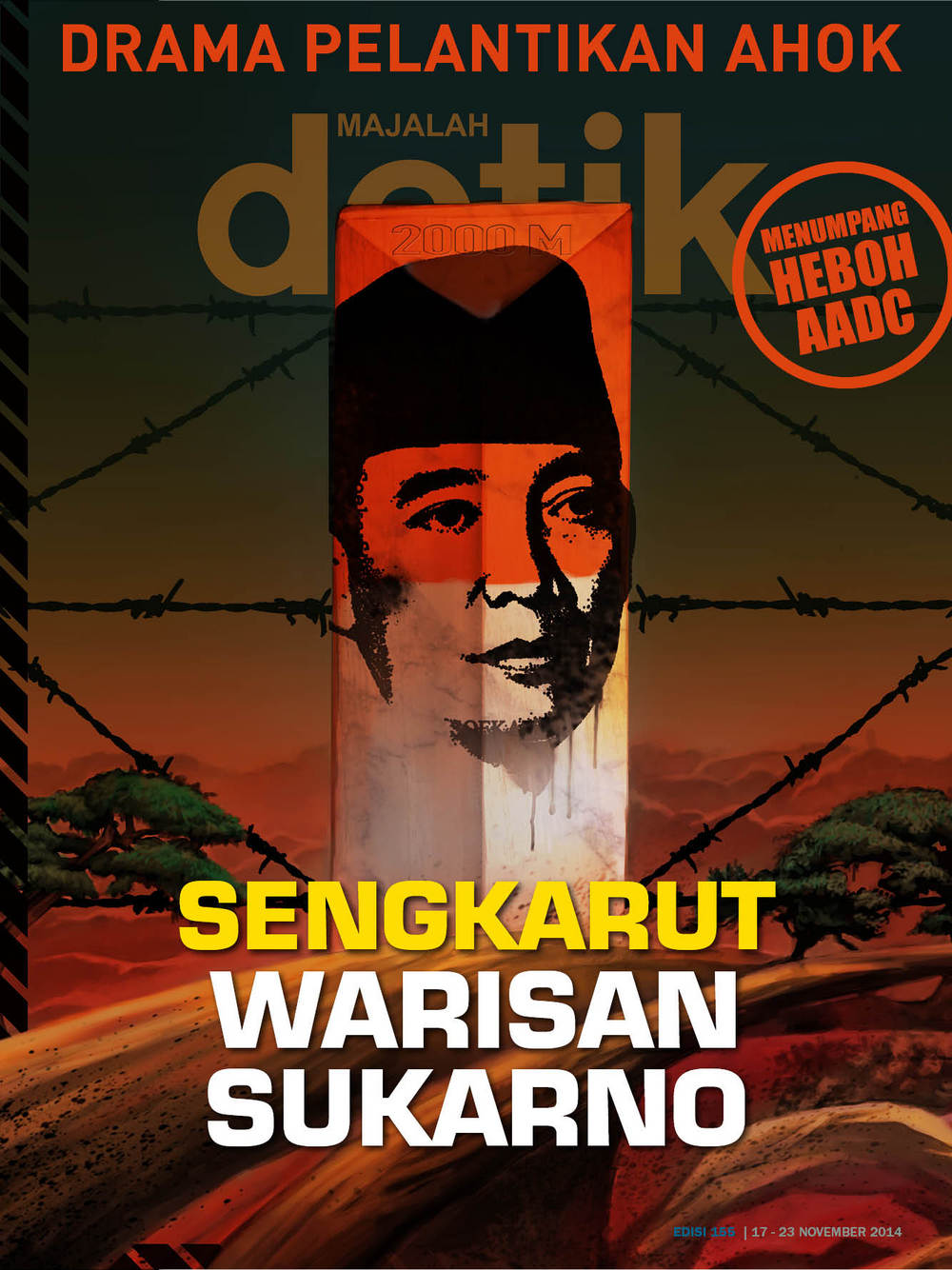 Sengkarut Warisan Sukarno