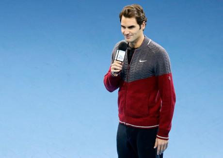 Federer Mundur, Djokovic Juara