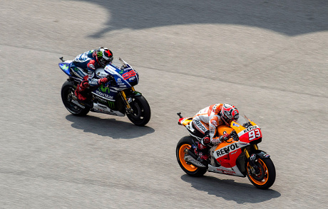 Honda dan Yamaha Kompak Puji Antusiasme Publik Indonesia terhadap MotoGP