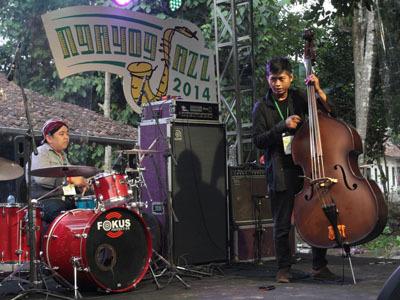 Ngayogjazz : Menikmati Musik Jazz di Dusun Brayut Sleman