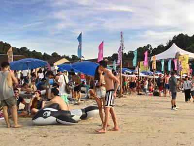 Keseruan Festival Musik EDM 'It's The Ship' Terus Berlanjut