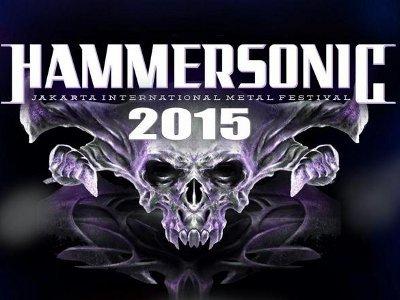 Hammersonic Kembali Digelar 8 Maret 2015