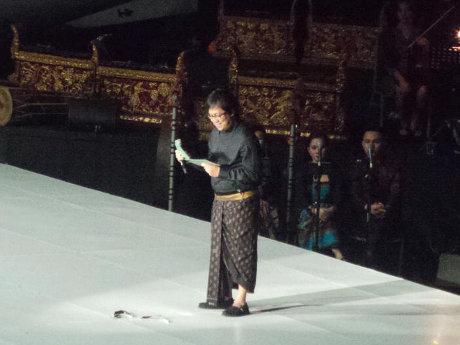 Suara Nasionalisme di Konser 'Satu Indonesia: Salute to Guruh Soekarno Putra'