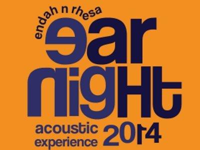 'Earnight', Akustikan Perayaan Ultah Endah N Rhesa