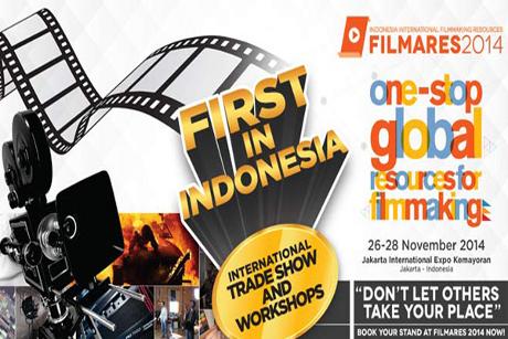 Mengenal Lebih Dalam Perkembangan Film Indonesia di FILMARES Expo 2014