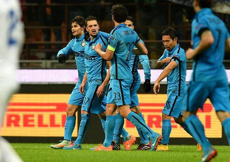Hasil Lengkap Matchday V Liga Europa