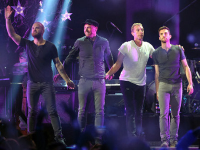 Coldplay Ajak Fans Bikin Video Klip Bareng