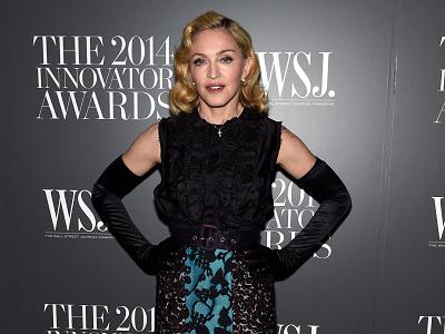 Potongan Lagu Baru Madonna Bocor di Internet
