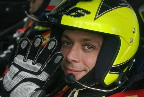 Rossi Akan Kembali Tampil di Reli Monza