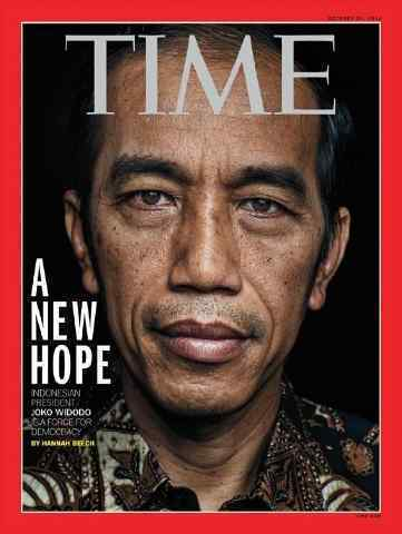 Person of The Year 2014 Majalah TIME