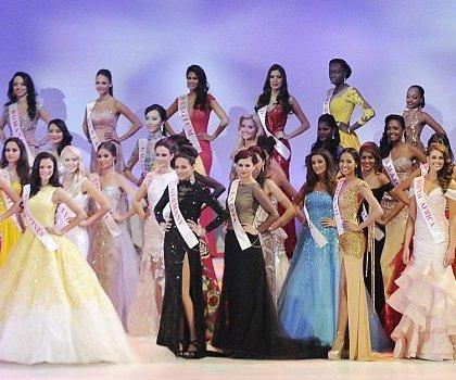 Maria Rahajeng, Finalis Miss World Dari Indonesia Hanya Masuk 25 Besar