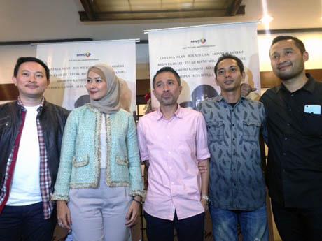 Film Perdana Lukman Sardi sebagai Sutradara 'Di Balik 98' Tayang 15 Januari