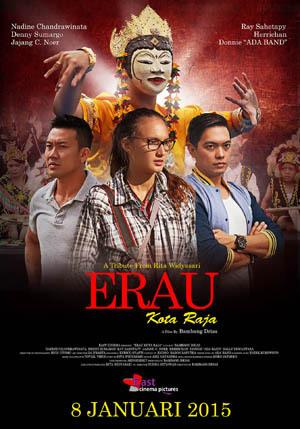 'Erau Kota Raja' Juga Dijadwalkan Tayang di Bioskop Malaysia dan Brunei
