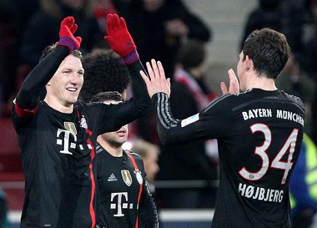 Tertinggal Lebih Dulu, Bayern Akhirnya Berbalik Kalahkan Mainz 2-1
