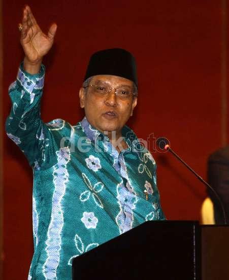 Ketum PBNU: Ribuan Warga Indonesia Ingin Berangkat Gabung ke ISIS