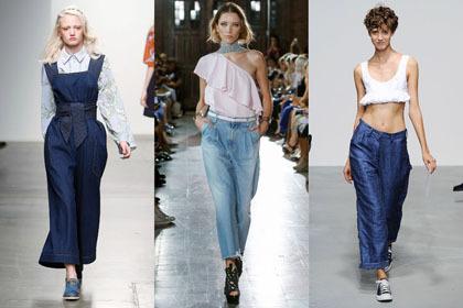 Prediksi Tren Fashion 2015: Kembalinya Era Retro & Celana Kulot