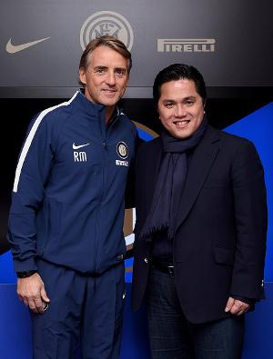Mancini Beberkan Lagi Proses Pendekatan oleh Thohir
