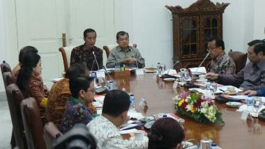 Jokowi Masih Rapat di Tengah Kemenangan Budi Gunawan di PN Jaksel