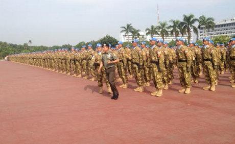 PBB Kembali Minta Pasukan ke TNI, 1 Batalyon akan Dikirim ke Angola