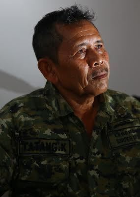 Kata TNI AD Soal Tatang Indonesian Sniper yang Kini Hidup Buka Warung