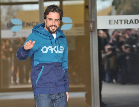 FIA Akan Selidiki Kecelakaan Alonso