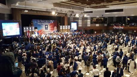 Kalahkan Hatta, Zulkifli Hasan Terpilih Jadi Ketum PAN 2015-2020