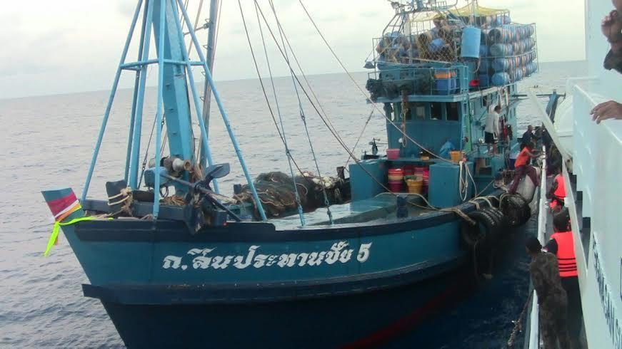 Selain Thailand, Kapal Maling Ikan Filipina dan Vietnam Juga Ikut Ditangkap