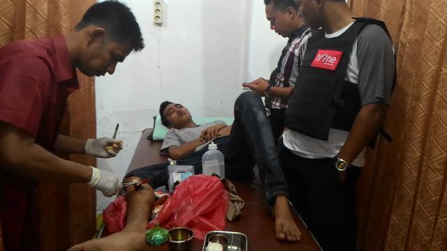 Pembunuh Sadis di Pekanbaru Ditangkap, Membunuh Karena Kesal Dibilang Ompong