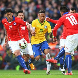 Tundukkan Chile, Brasil Lanjutkan Tren Kemenangan