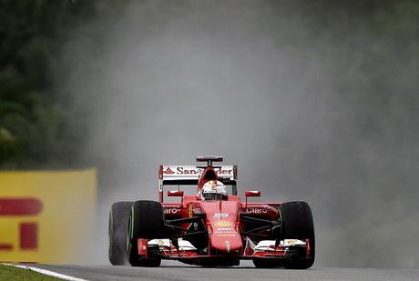 Vettel Bicara soal Peluangnya Menang di Sepang